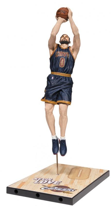 Mc Farlane NBA Clevland Cavaliers Kevin Love figure
