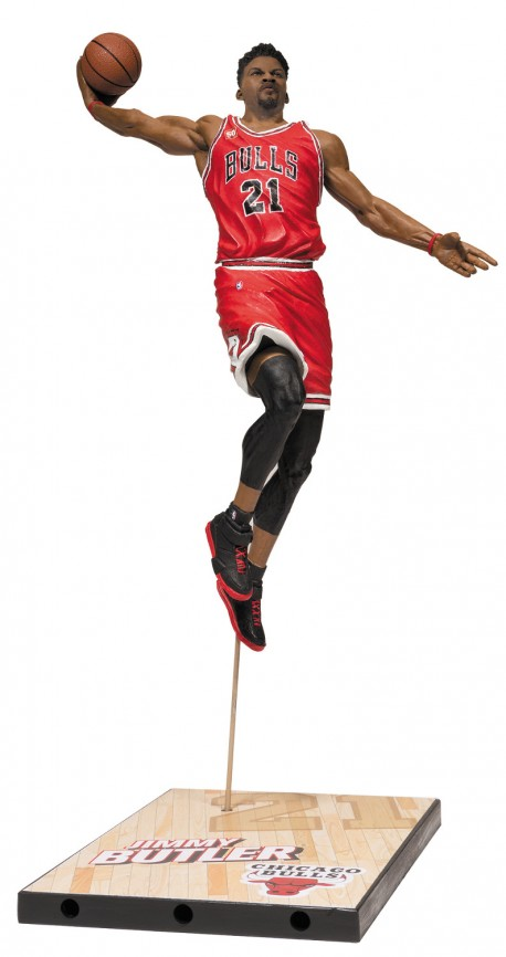Mc Farlane NBA Chicago Bulls Jimmy Butler figure