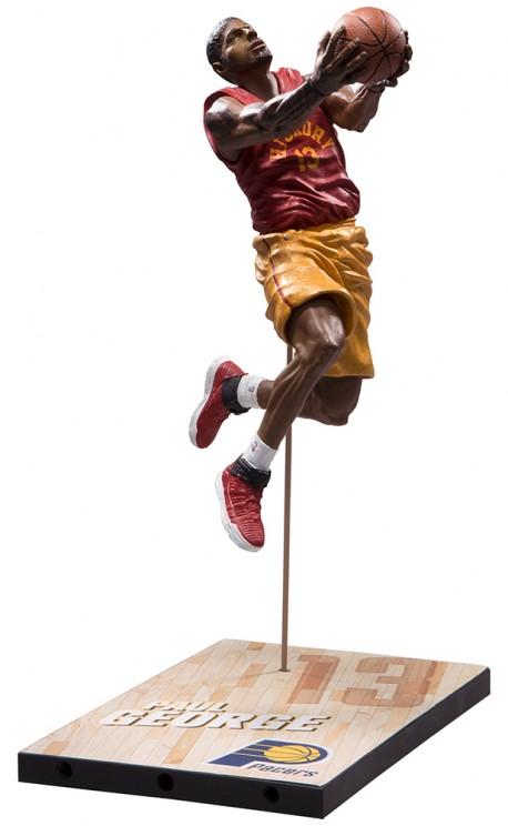 Mc Farlane NBA Indiana Pacers Paul George figure
