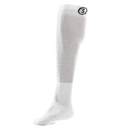 Lot de 2 paires de chaussettes high cut Spalding blanc