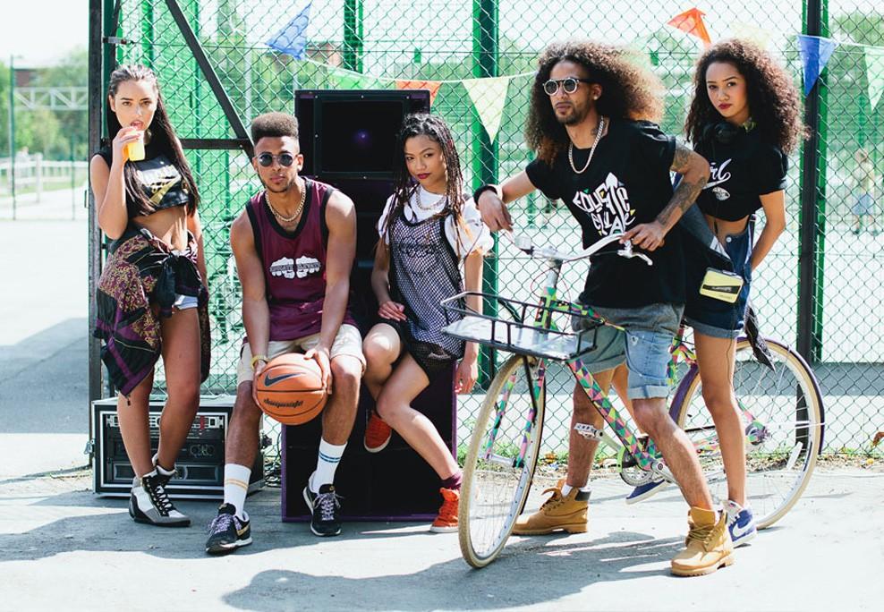 Streetwear Basket