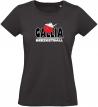 T-shirt feme courtes manches Gallia Beez