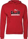 Sweatshirt à capuche adulte Gallia Beez